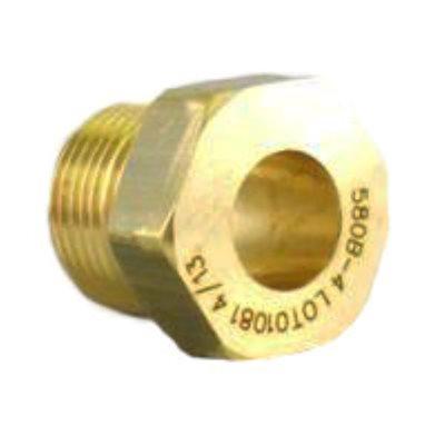 Brass CGA580 Nut