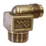 Vent Type Elbow for 9134