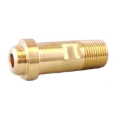 "BRASS UNION NIPPLE W / 1 / 2""NPT"