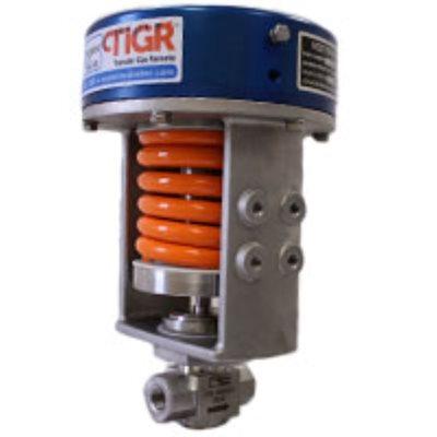Pneumatic master valve, CGA1340